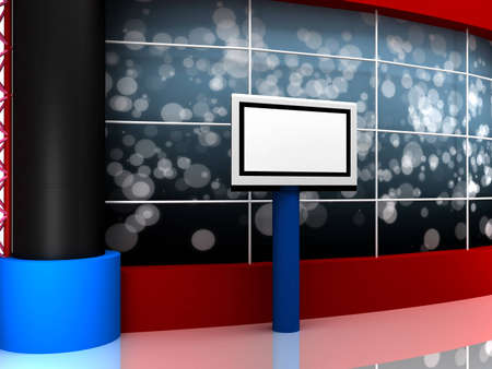 3d toon background Stock Photo - 11242455
