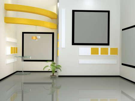 background for Studio  tv chroma