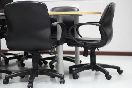 Office Schreibtische Standard-Bild - 24628846