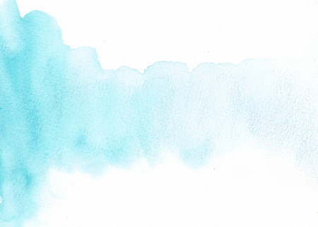 Abstract watercolor on white background Standard-Bild - 115080600
