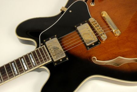 Old blues guitar