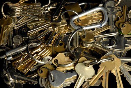 Mix of various keys.