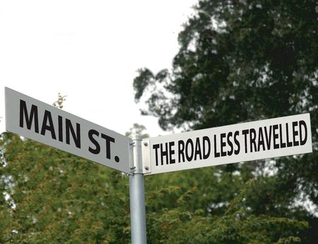 travelled: The Road Less Travelled
