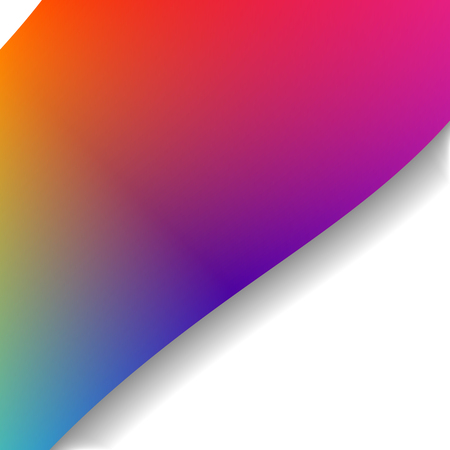 Vector prism square image with place for your text.