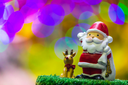 Christmas ornament for decoration on christmas day. Stock Photo