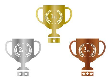 Laurel: Laurel Crowns / Rankings - Trophies