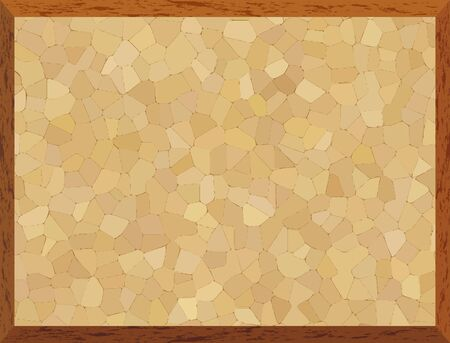 Corkboard Bulletin Board