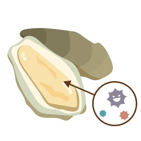 Oyster food poisoning