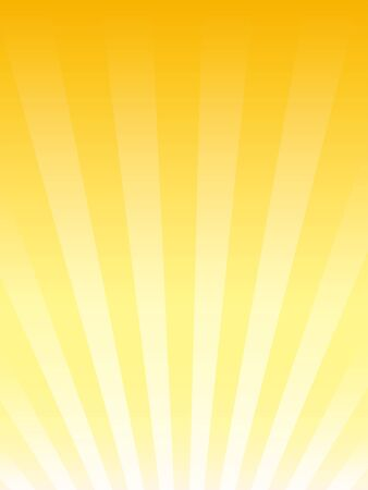 Simple background with Yellow conscentrated lines.