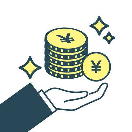 Image of asset management. Financial transactions.