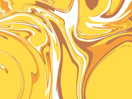 Orange and Brown Marbled Background Web graphics