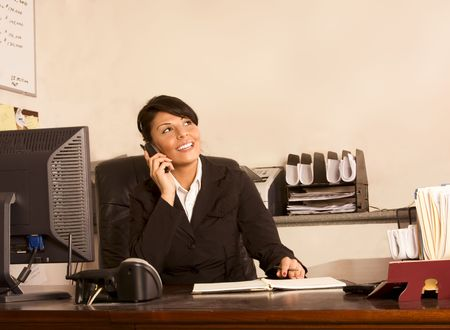 Executive assistant Stock Photo - 2823642