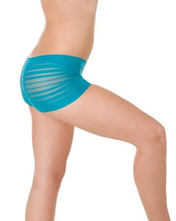 Torso of fashion model in sexy underwear Stock Photo - 8962473