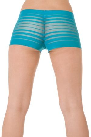 Torso of fashion model in sexy underwear Stock Photo - 9570380