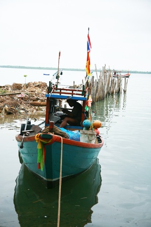 Fisherman boat photo