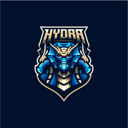hydra logo design