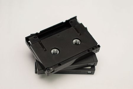 Stack of magnetic tapes