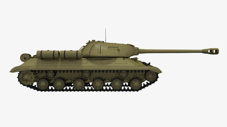 invincible: Tank IS-3