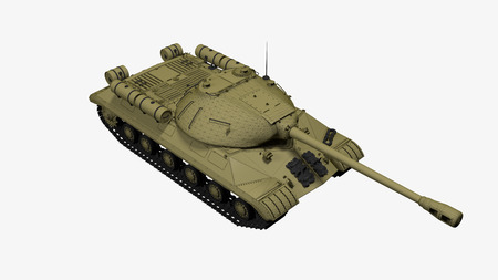 militarily: Tank IS-3