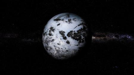 pluto: Pluto  Stock Photo