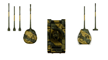 militarily: T-54