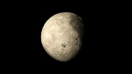 은하 태양계 행성에 달 스톡 콘텐츠 - 44378184