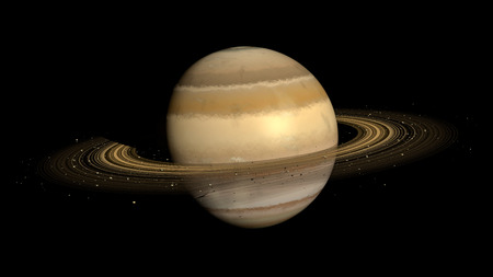 Saturn planet solar system astronomy space asteroid