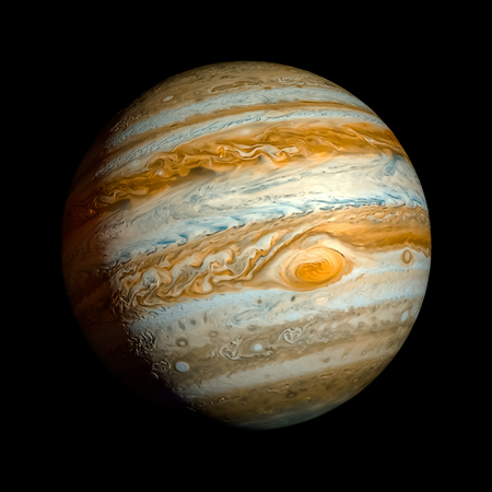 Jupiter  Archivio Fotografico