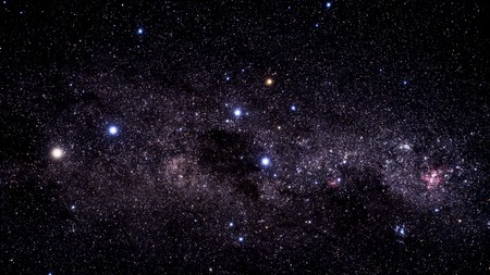 astral: Background 5k image was made by telescope Stock Photo