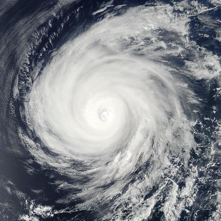 geïsoleerd globaal storm ruimte vortex. Elementen van deze afbeelding geleverd door NASA
