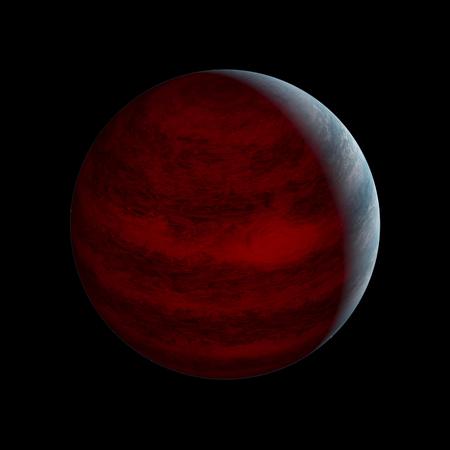 fantasy alien: Fantasy Alien Exo Planet isolated galaxy space