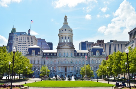 City hall Imagens