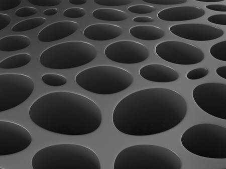porous: The porous structure abstract background.