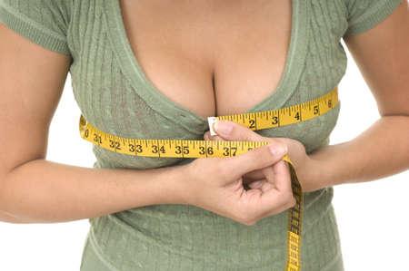 ladies bust: Measuring bust