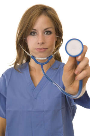 Female DoctorNurse