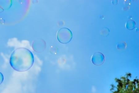 soap-bubble Stock Photo - 7064525