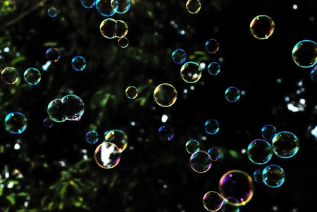 soap-bubble Stock Photo