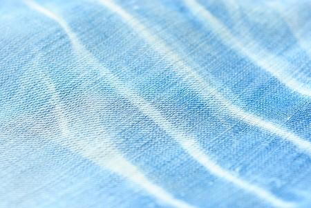 jean detail textile Stock Photo