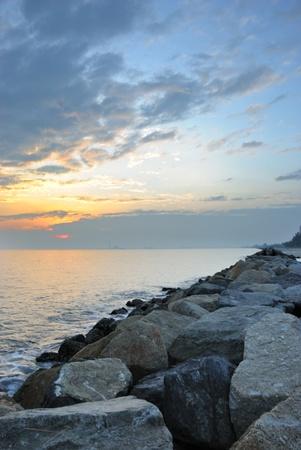 Rayong sea Thailand Stock Photo - 8387245