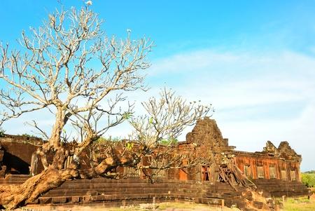 watphu  in laos
