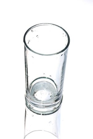 glass water Stock Photo
