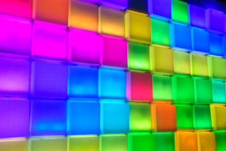 glow wall