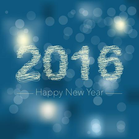 new years: 2016 New Years wish