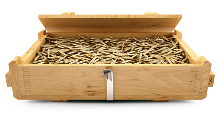 ammo in a box