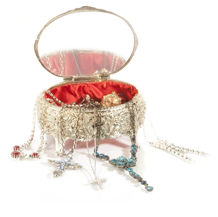 Jewelry box photo