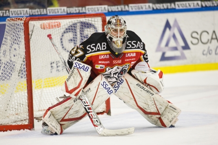 Johan Gustafsson - Draft Minnesota Wild (NHL) 2012 Redakční