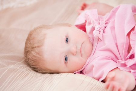 Cute baby Stock Photo - 18204598
