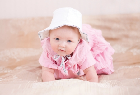 Cute baby Stock Photo - 18204525