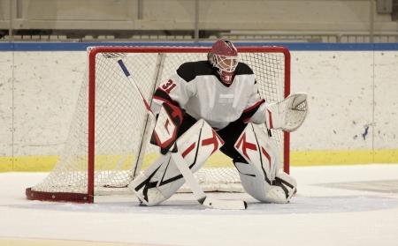 Ice Hockey Game Stock fotó