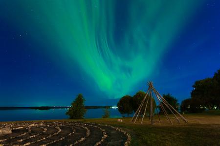 polaris: Northerns lights